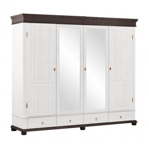 Шкаф 4-х дверный Хельсинки 4M
