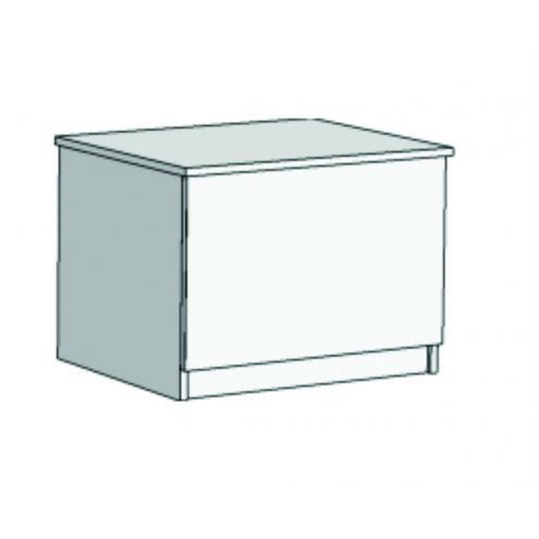 Тумба для игрушек T0-50 с рисунком