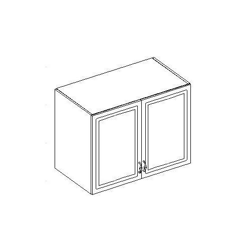 Шкаф настенный 2-х дверный. 20.076
