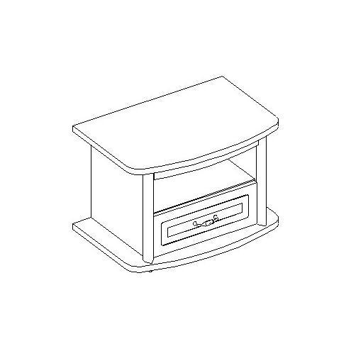 Тумба под телевизор (1 ящик.) 20.605
