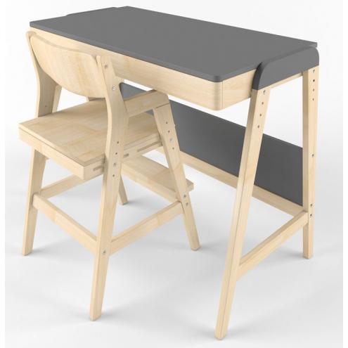 Стол и стул растущий Вуди Набор 8