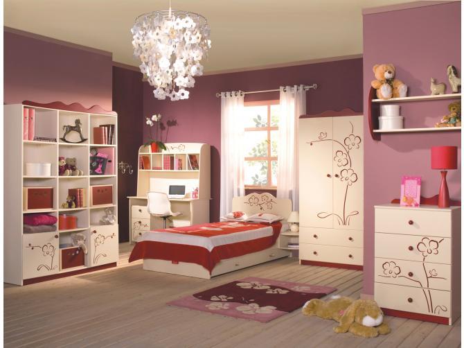 Детская комната Орхидея