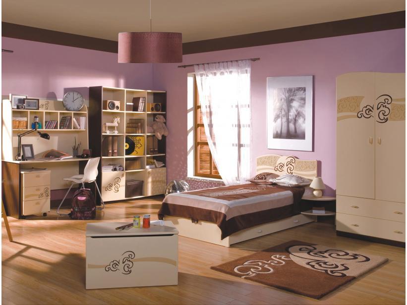 Детская комната Карамель