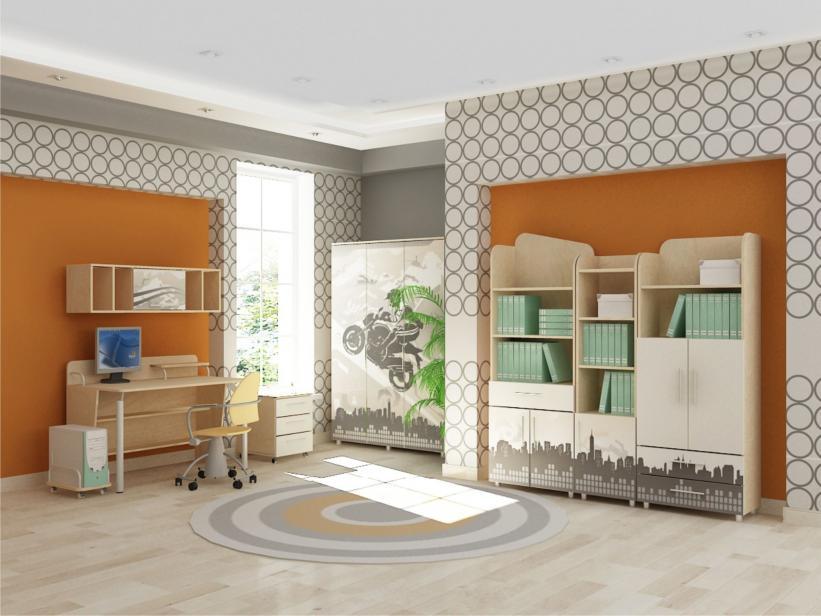 Детская комната Мега